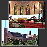 Information about St. James' Cathedral, Townsville